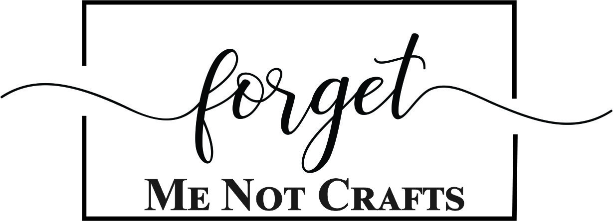 Forget Me Not Crafts